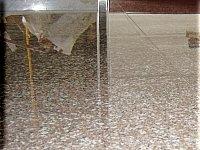 花崗石地板研磨後