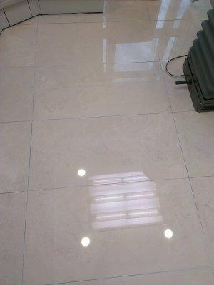 拋光磚地板
